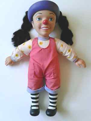 """The Big Comfy Couch 1996 - 18"""" Loonette Talking Doll"""