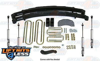 """BDS Suspension 308H 4"""" Lift Kit for 1980-1996 Ford F-350 4WD Gas"""