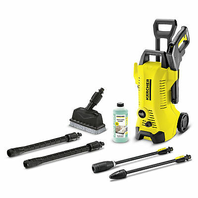 Karcher K3 Full Control Pressure Washer with Deck Power Scrubber 1.602-616.0