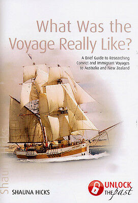 Genealogy-What Was the Voyage to Australia & NZ Like?