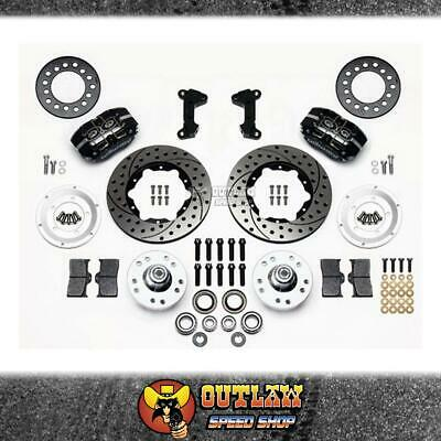 WILWOOD DYNAPRO 4 PISTON FRONT Suit 74-78 Ford Mustang - WIL14013377D