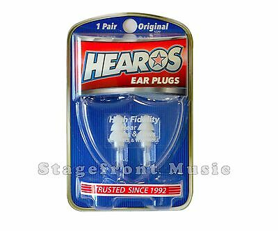 Hearos High Fidelity Series Music Ear Plugs Hs211