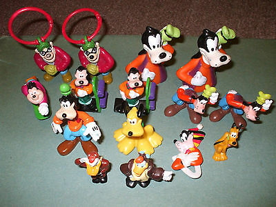 Disney Mcdonalds Figures