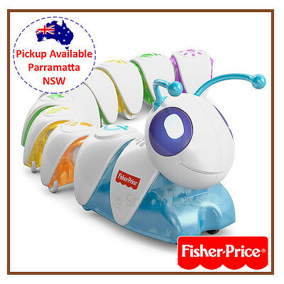 Fisher Price Think And Learn Code A Pillar Fun Baby Child Kids Toy Gift Present