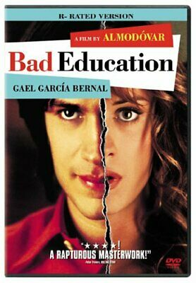 Bad Education (R-Rated Edition) DVD