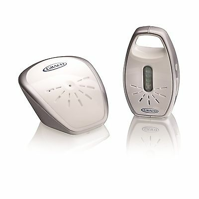 Graco Secure Coverage Digital Baby Monitor White 1 Pack