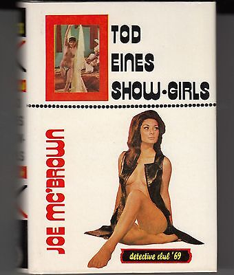 "McBrown, Joe  ""Tod eines Show-Girls""   (Zust. 0-)   kLb"