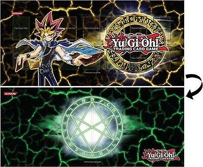 Yugioh Playmat cardboard seal of orichalcos from legendary collection 3