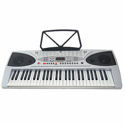 Clavier DynaSun MK2069 Light LCD 54 Touches Piano Keyboard Fonction Enseignement