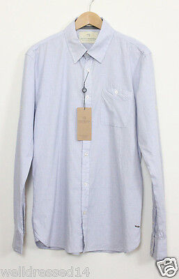Scotch and Soda Cotton Long Sleeve Shirt - New with tags - L