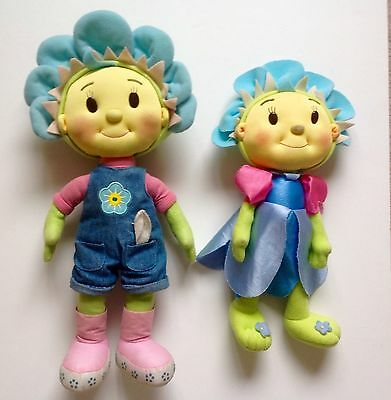 Fifi And The Flowertots Characters