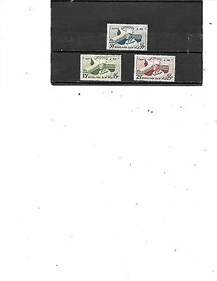 Morocco-Unesco #  ( 1958 )   25-27,  Mnh   Stamps Beautiful Coloring