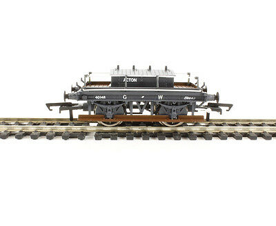 R6642 Hornby 00 Gauge GWR Shunters Truck Acton New and Boxed
