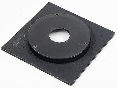 SINAR LensBoard 34mm Cut Out Extended 10mm