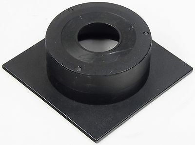 SINAR Lens Board 42mm Cut Out Extended 40mm