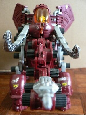 ZOIDS OER - Mammoth the Destroyer +++ Working and Clean +++
