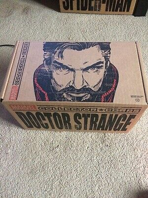 Marvel Collector Corps Doctor Strange box. Unopened.