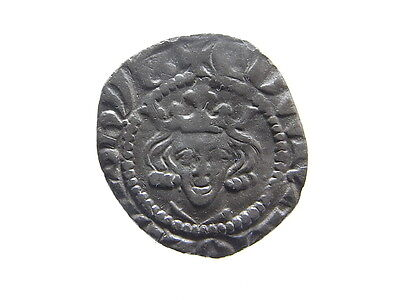 British Hammered Silver Penny Of Edward I 'Longshank's' Class 2a. London. (C955)