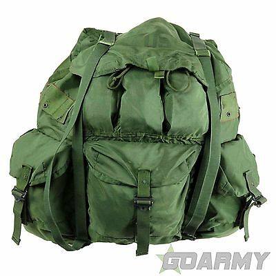 U.s Army Large 65L Alice Pack With Lightweight Frame