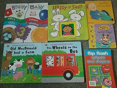 bundle of baby books new condition
