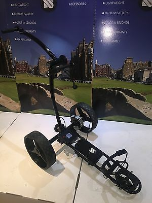 Smartcaddy Sc201E Lithium Golf Trolley