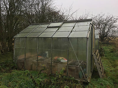 Greenhouse 10ft x 6ft
