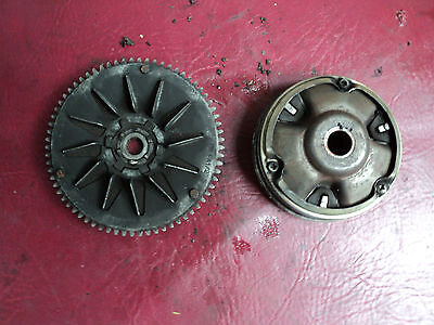 PEUGEOT SPEEDFIGHT 1&2 100cc VARIATOR & FIXED PULLEY *BREAKING WHOLE SCOOTER*