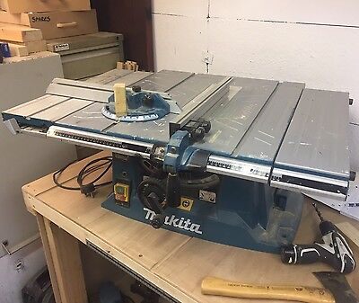 makita table saw (240v)