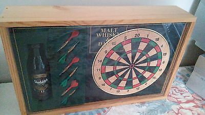 Whisky and mini Darts Game Collectable Gift Christmas