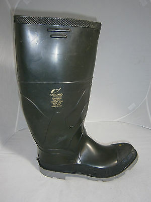 Onguard Industries Polyblend Steel Shank Mens Boots Industrial Size 13 Usa Pt99