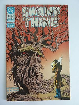 DC - Swamp Thing March 1988 No. 70