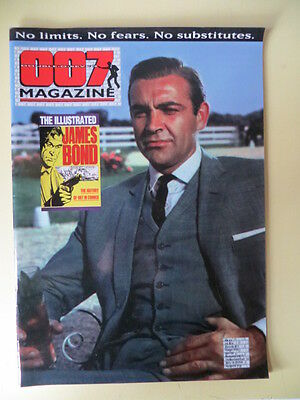 james bond 007 magazine No 34