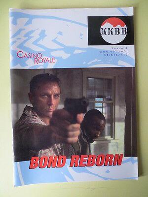 james bond magazine KKBB