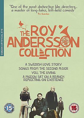 The Roy Andersson Collection - NEW DVD Box Set