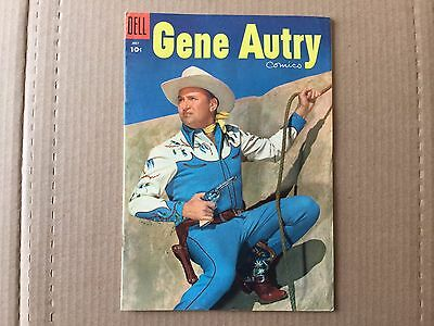Comic Book Dell Golden Age Gene Autry July 1955  NO.101