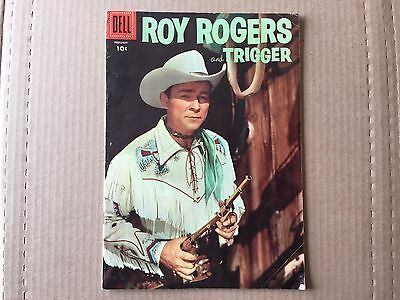 Comic Book Dell Silver Age Roy Rogers February 1956 NO.98