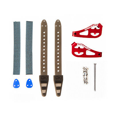 Spark R&d Tailclips Red