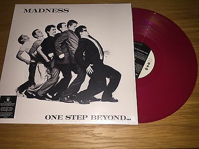 Madness One Step Beyond Cherry Red Vinyl - Two 2 Tone - Brand New Unplayed