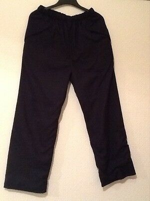 Waterproof and breathable trousers / over trousers size S