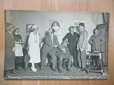 NAYLAND DRAMATIC SOCIETY 18-19th APRIL 1923  PHOTO BY ARCHER