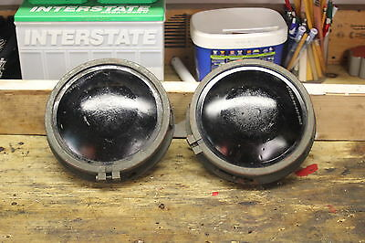 Land Rover Forward Control 101 GS Infrared headlight covers