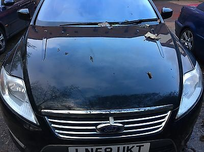 Ford Mondeo Mk4  2008 Bonnet In Panther Black