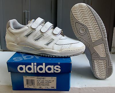 Chaussures Adidas ATP Tour   vintage 80/90's collector    NEUF