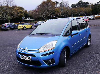 2009 Citroen C4 Picasso 5 Seat 1.6 HDi VTR+ EGS