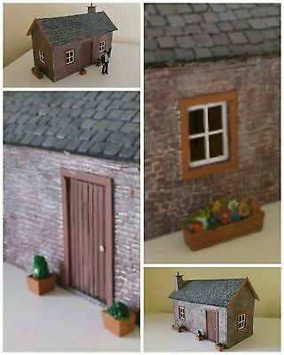 Lgb & G Scale Resin Cottage Kit Brand New & Unbuilt In Bag