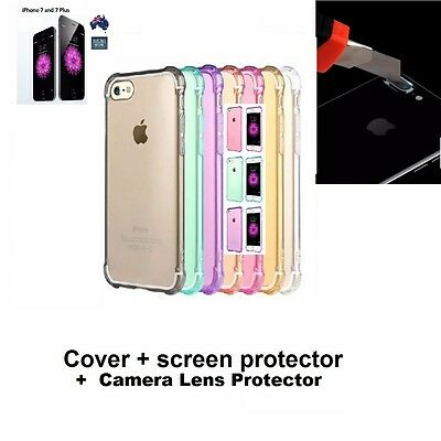 Awesome bundle deal for your new iphone 7/7S,Cover and Screen protector
