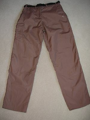 Ladies Kiwi Craghoppers Walking Trousers NEW Size 14