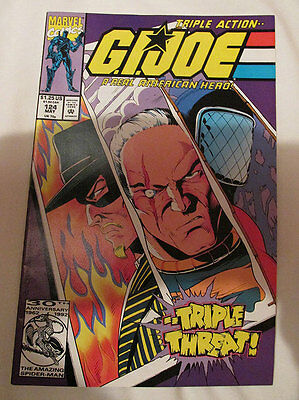 MARVEL COMICS - G.I. JOE - No.124 - 1992.