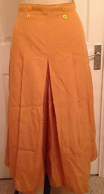 Vintage Marks And Spencer Tailored culottes. Size 14