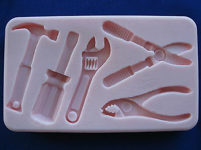 Hand Tools Silicone Mold for Cake Decorating, Fondant, Gum Paste, Chocolate